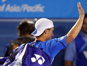 Lleyton Hewitt Bids Australia A Goodnight,  Novak Djokovic, Fourth Round