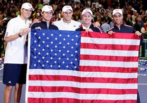 Bryan Twins Win, United States Defeats Russia For Davis Cup Title
