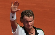 Lleyton Hewitt Wins Despite Ivo Karlovic's Record 55 Aces, The French Open, Roland Garros 2009, Lawn Tennis Magazine