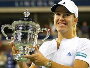 Justine Henin, US Open Day 1 Picks 2007