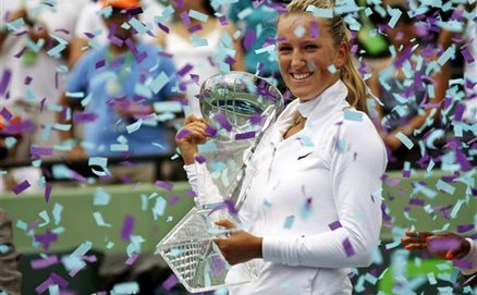 Victoria Azarenka Ousts Muted Serena Williams In Miami Final, Miami, Sony Ericsson Open, Lawn Tennis Magazine