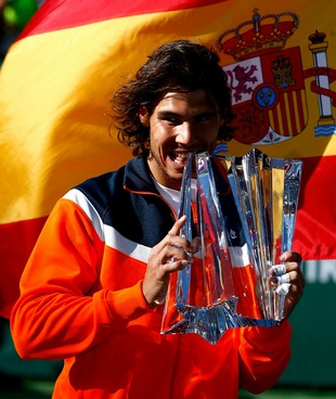 Rafael Nadal Crushes Andy Murray In Indian Wells Final, Lawn Tennis Magazine