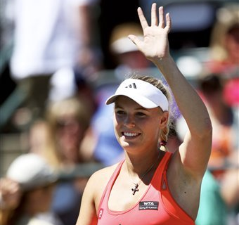 Bring On The Sunshine, Caroline Wozniacki Charleston Final