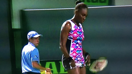 Venus Williams Loses Miami Quarterfinal After Strong Start