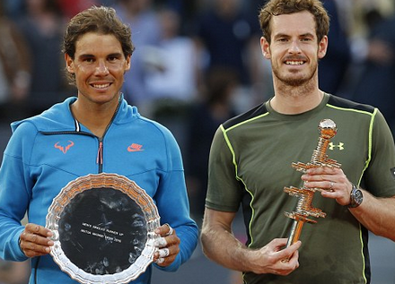 Andy Murray Wins Madrid, Rafael Nadal To Fall To Seven