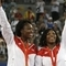 Venus Williams, Serena Williams Beijing Olympics 2008, Lawn Tennis Magazine