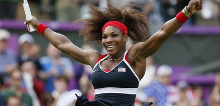 Serena Williams Dominates Maria Sharapova For Gold