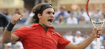 Roger Federer Seeks Fifth Straight US Open Title, US Open 2008