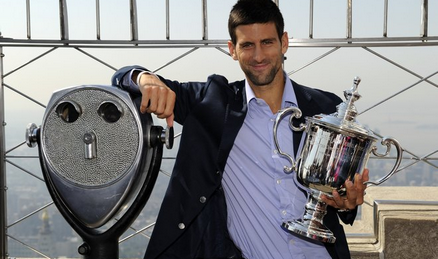 New York No Problem For Novak Djokovic