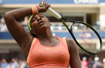 It's Over: Serena Williams Loses Grand Slam Bid